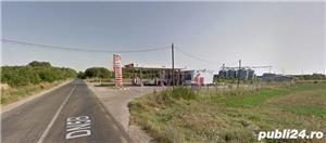 Teren Giurgiu langa padurea Balanoaia intre Lukoil si ferma, 5000 mp, DN5B - imagine 1
