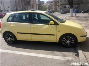 Dezmembrez  Vw Polo din 2003 ,motor1.4 benzinar 101 cp - imagine 2