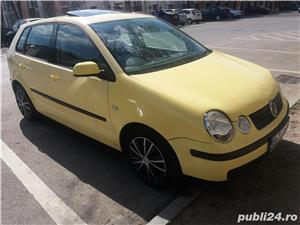 Dezmembrez  Vw Polo din 2003 ,motor1.4 benzinar 101 cp - imagine 3