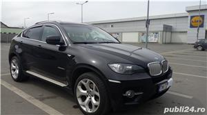 MERITA VAZUT-BMW X6,ARE 102.000 KM 100% REALI,VERIFICABILI LA BMW - imagine 5