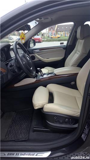 MERITA VAZUT-BMW X6,ARE 102.000 KM 100% REALI,VERIFICABILI LA BMW - imagine 7