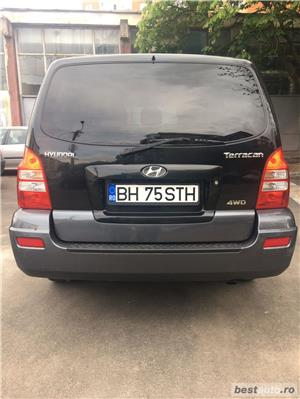 Hyundai Terracan - imagine 2