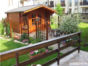 proprietar vand vila lux mobilata cu stil in zona Bucium Iasi pret 310000E usor negociabil - imagine 10