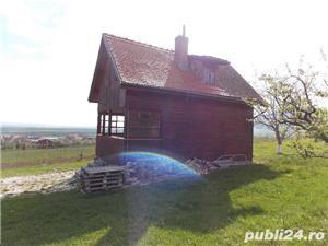 Livada pe teren intravilan, Orlat, jud. Sibiu 6700mp - imagine 6