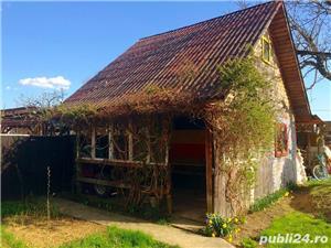 Casa P+M locuibila cu teren aferent 10 ari in Sacalaseni la 8 km de Baia Mare - imagine 5