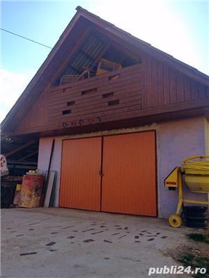 Casa P+M locuibila cu teren aferent 10 ari in Sacalaseni la 8 km de Baia Mare - imagine 2