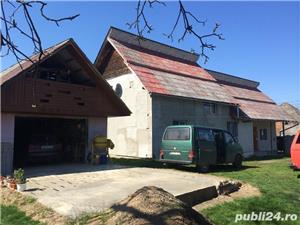 Casa P+M locuibila cu teren aferent 10 ari in Sacalaseni la 8 km de Baia Mare - imagine 4