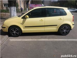 Dezmembrez  Vw Polo din 2003 ,motor1.4 benzinar 101 cp - imagine 1