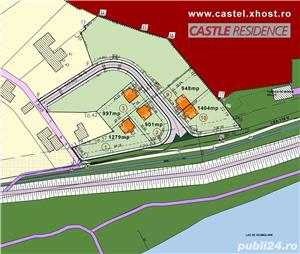 teren ieftin de vanzare langa castel si lac la Hateg - imagine 6