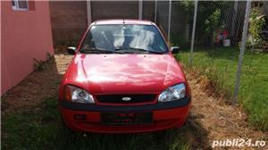 Ford Fiesta Inmatriculat RO - imagine 1
