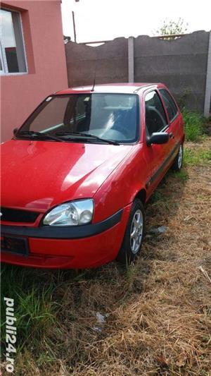Ford Fiesta Inmatriculat RO - imagine 2