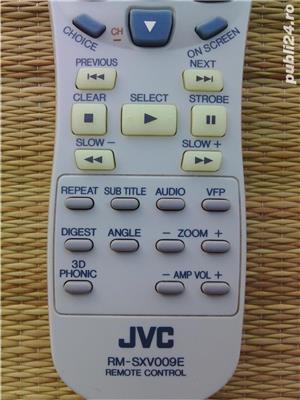 Vand telecomanda JVC RM-SXV009E  - imagine 3