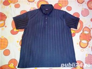 Tricou Tom Tailor Sportswear XL Nou Superb Elegant Gri Inchis. - imagine 1
