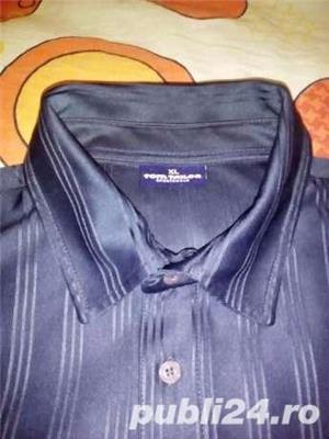 Tricou Tom Tailor Sportswear XL Nou Superb Elegant Gri Inchis. - imagine 2