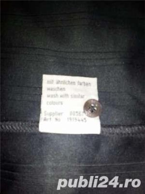 Tricou Tom Tailor Sportswear XL Nou Superb Elegant Gri Inchis. - imagine 5