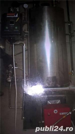 Generator de abur COMETHde 85Kg/ora - imagine 1