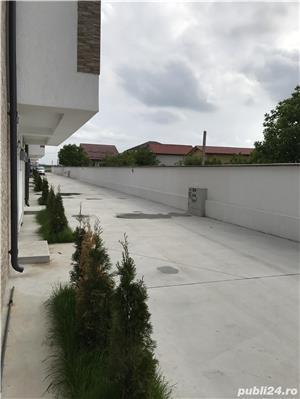 Vila tip duplex, zona rezidentiala noua, Popesti Leordeni  - imagine 1