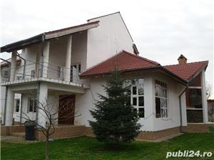 Mehala,Vila P+1E+M,s- 660 mp,t- 2500 mp,9 camere,5 bai,teren tenis,piscina,pret 400 000 euro  - imagine 9