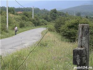 2300mp super teren intravilan cu utilitati, munte,rau,padure,strada asfaltata,zona turistica curata - imagine 1