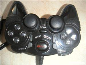Maneta, Joystick, Controller ,Free, EG-C1036, PC. - imagine 4