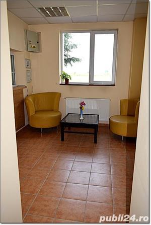Hala, parcare, birouri in Feldioara. - imagine 4