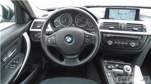 BMW 320d | 4 usi | 16″ | Navi | Senzori parcare | Radio CD | Clima | 2013 - imagine 8