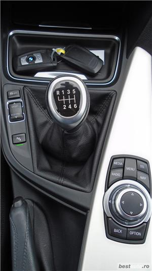 BMW 320d | 4 usi | 16″ | Navi | Senzori parcare | Radio CD | Clima | 2013 - imagine 10