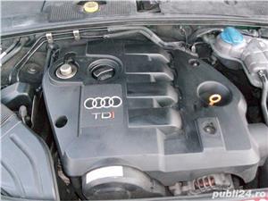dezmembrez audi a4 - a6 motor 1900 tdi 2,4 v6 1800 5v  - imagine 5