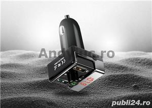 Bluetooth Handsfree Car Kit - imagine 4
