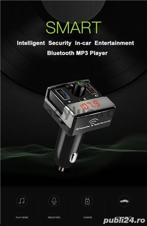 Bluetooth Handsfree Car Kit - imagine 9
