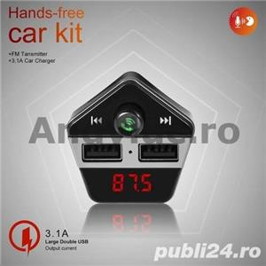 Bluetooth Car Kit - imagine 2