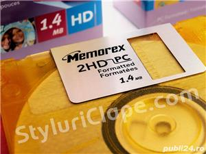 Dischete Floppy 2HD MEMOREX - imagine 4