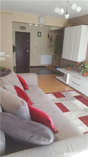 PF. Vand apartament 2 camere,Floresti,62mp,parcare,mobilat si utilat - imagine 3
