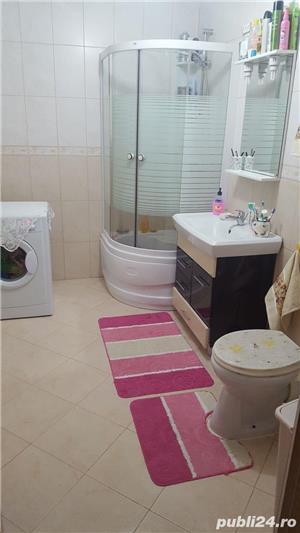 PF. Vand apartament 2 camere,Floresti,62mp,parcare,mobilat si utilat - imagine 7