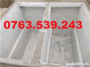 Constructii cavouri cripte IEFTINE din beton armat mozaic granit marmura - imagine 1