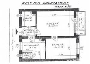 Vand apartament doua camere, str. D Cantemir, Oradea - imagine 5