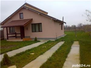 Casa Racari 3 Camere Teren 850mp Deschidere 25ml Constructie 2012  - imagine 1