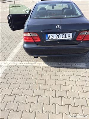 Mercedes-benz Clasa CLK - imagine 14