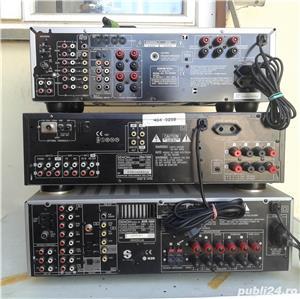 statie de amplificare amplificator  amplituner 2x120w sony - imagine 4
