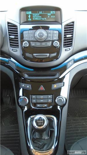 Chevrolet Orlando | 7 locuri | 2.0CDTI | Senzori parcare | Tempomat | Clima | 2012 - imagine 9
