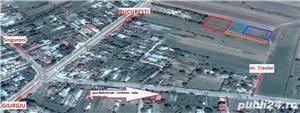 Teren intravilan construibil 2.600mp in Calugareni (jud. Giurgiu), la 23km de Bucuresti - imagine 1