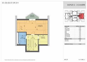 Apartament 3 camere, Dimitrie Leonida - imagine 5