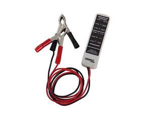 TESTER baterie auto + alternator - imagine 1