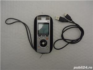 Reportofon 3 microfoane Olympus DM-650 cu garantie - imagine 8