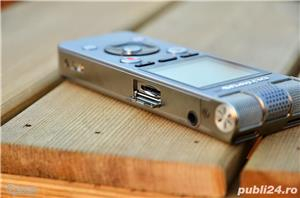 Reportofon 3 microfoane Olympus DM-650 cu garantie - imagine 4