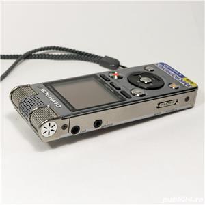 Reportofon 3 microfoane Olympus DM-650 cu garantie - imagine 1