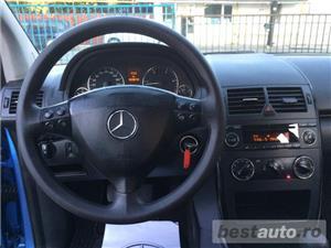 Vand Mercedes-benz A 160  impecabila 07.2009 - imagine 7