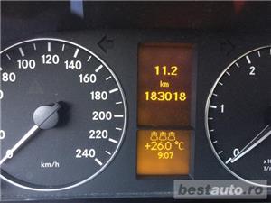Vand Mercedes-benz A 160  impecabila 07.2009 - imagine 13