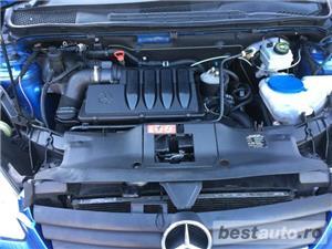 Vand Mercedes-benz A 160  impecabila 07.2009 - imagine 14