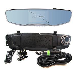 Oglinda auto cu display si 2 camere video FHD - imagine 4